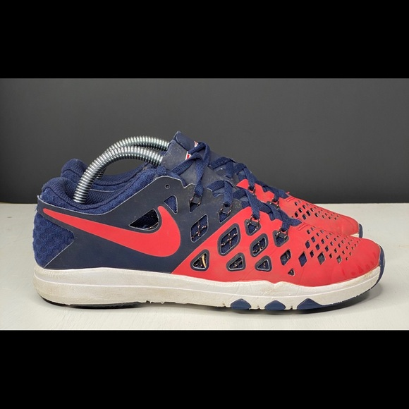 Nike Other - MENS NIKE TRAIN SPEED 4 AMP RUNNING SHOES NFL FOOT